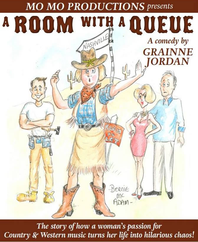 A Room with a Queue at dlr Mill Theatre, Dundrum, south Dublin
