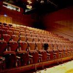 Auditorium, dlr Mill Theatre Dundrum, south Dublin