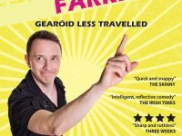 Gearoid Less Travelled - Comedy at dlr Mill Theatre, Dundrum, south Dublin