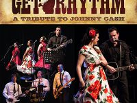 Get Rhythm Johnny Cash cover band at dlr Mill Theatre, Dundrum, south Dublin