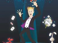 Magical Mayhem - magic show at dlr Mill Theatre, Dundrum, south Dublin