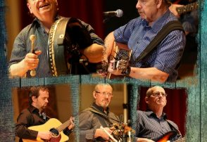 The Fureys dlr Mill Theatre Dundrum October 2017
