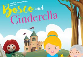 dlr Mill Theatre Bosco and Cinderella July 2017