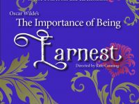 The Importance of Being Earnest August 2017 Oscar Wilde. Dundrum Town Centre Dublin Ireland