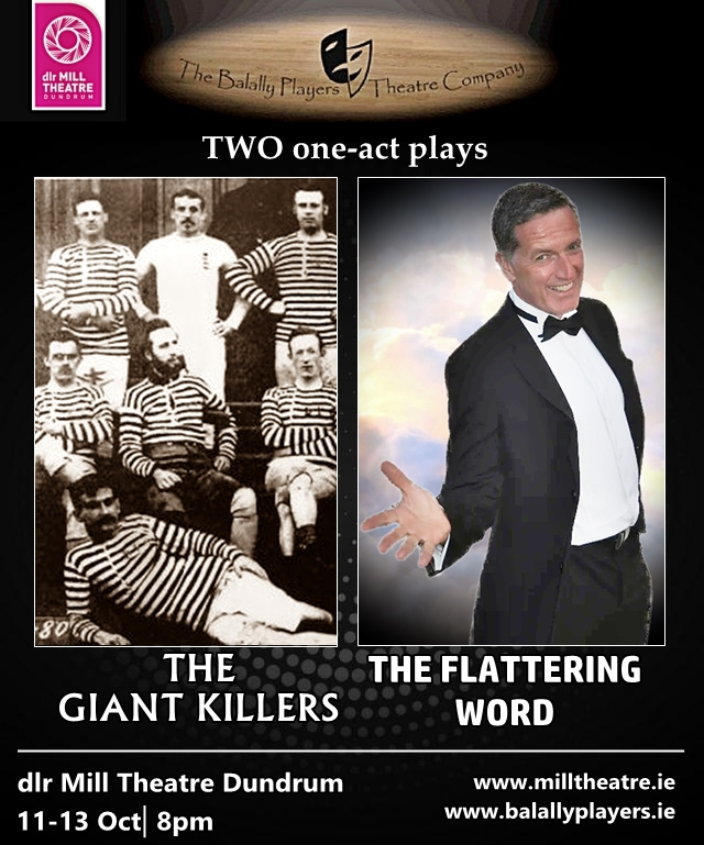 Two One Act Plays: The Giant Killers & The Flattering Word - dlr