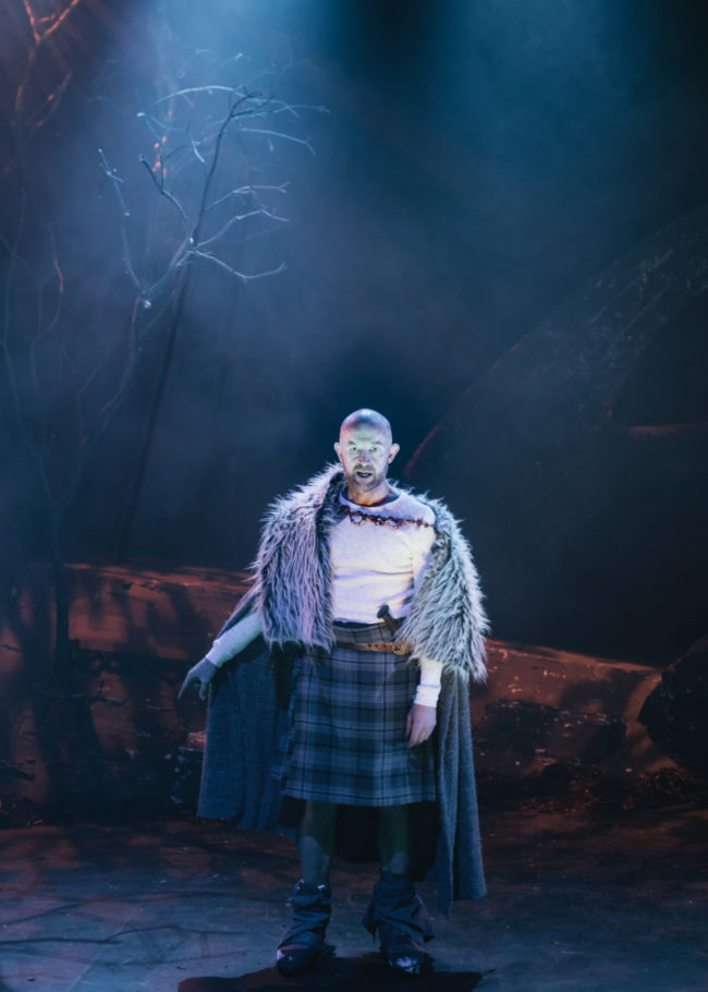 Macbeth Dublin October 2018