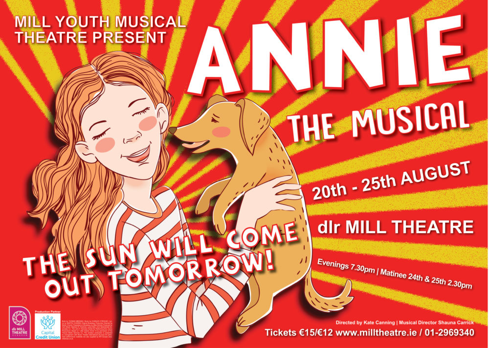 Help Produce Annie The Musical